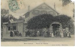 FRANCE - BEAUCHAMPS - Place De L'Eglise 1905? - Beauchamp