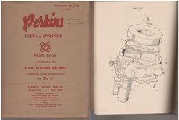 Marines Engines  Perkins - Bateaux