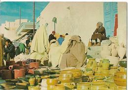 TUNISIE - MAHDIA - Le Marché - Tunesien