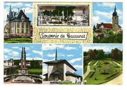Souvenir De BACCARAT (54) - Multi Vues - Baccarat