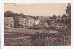 CP BELGIQUE WATERMAEL Panorama De La Place - Watermael-Boitsfort - Watermaal-Bosvoorde