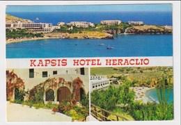GREECE - AK 370112 Kapsis Hotel Heraclio - Grèce