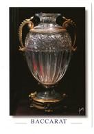 Cristallerie De BACCARAT (54) - Vase Renaissance, Fin XIX è - Baccarat
