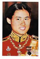 THAÏLANDE---H R H PRINCESS MAHA CHAKRI SIRINDHORN---voir 2 Scans - Thailand