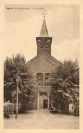 BATTEL - MECHELEN -  De Kerk - Fiat 500 Topolino - Uitg. Huis De Wit - Malines