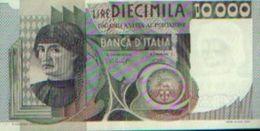 ITALIE – Billet De 10000 Lire - [ 2] 1946-… : Républic