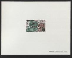 1969 - YT 1589 - Epreuve De Luxe  - Cote  35€ - - Luxury Proofs
