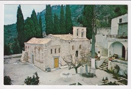 GREECE - AK 370123 Crete - Holy Monastery Kardiotissis Kera - Grèce