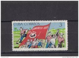 Cuba Nº 1008 - Nuevos