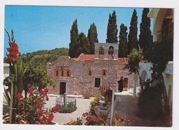 GREECE - AK 370124 Crete - The Holy Monastery Of Our Lady Of Kardiotissa - Grèce