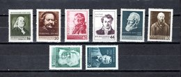 Bulgaria   1956  .-  Y&T  Nº   875/882    ** - Neufs