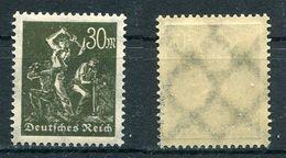 Deutsches Reich Michel-Nr. 243b Postfrisch - Geprüft - Deutschland