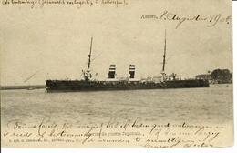 ANTWERPEN ANVERS HERMANS 176 - NAVIRE DE GUERRE JAPONAIS (CRUISER TAKASAGO) - Antwerpen
