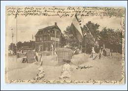 U7719-2304/ Ostseebad Laboe Villa Seeburg AK 1912 - Germania