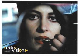 Rétro Vision 2018-2019 - Carte Programme Du Cinéma D'Art Et Essai - La Cinémathèque Française - Cinema