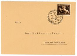 Nr. 699 (Braune Band 39) EF Aus München Nach Lan Bei Innsbruck - Briefe U. Dokumente