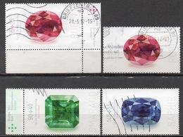 Deutschland 2012 Série Oblitéré Michel 2901 - 2903 + 2909 - [7] Federal Republic