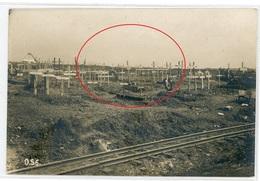 80 - Bazentin Le Grand- Cimentiere- Lager  -carte Allemande Photo-1914-1918 WWI  3-4 - France