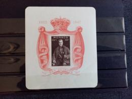 MONACO.1947. Bloc 2. 25 Ans De Règne Du Prince Louis. Neuf++ - Blocks & Sheetlets