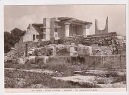 GREECE - AK 370171 Knossos - The Great Propylaeum - Grèce