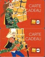 Carte Cadeau - Fnac/ Darty  -  GIFT CARD /GESCHENKKARTE - Cartes Cadeaux