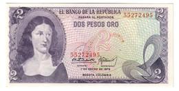 COLOMBIA2PESOS01/01/1973P413UNC.CV. - Colombie