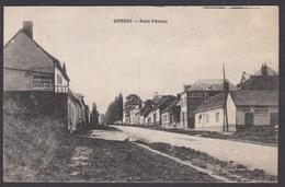 CPA 80 - QUERRIEU, Route D'Amiens - Autres Communes