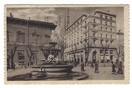 2378 - MILANO PIAZZA FONTANA ANIMATISSIMA 1938 - Milano (Milan)