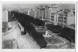 TUNISIE - TUNIS - Perspective Sur L'avenue Jules Ferry - Tunesien