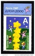 TRANSNISTRIE TRANSNISTRIA PMR 2000, EUROPA, 1 Valeur, Neuf. R317 - 2000