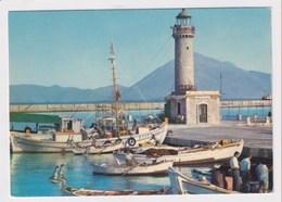 GREECE - AK 370202 Patras - Entry On The Harbor - Grèce