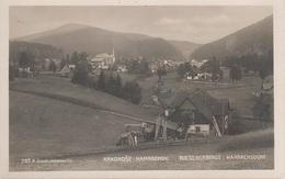 AK Harrachsdorf Harrachov Ski Müller ? A Neuwelt Seifenbach Jakobsthal Hoffnungsthal Strickerhäuser Riesengebirge - Sudeten