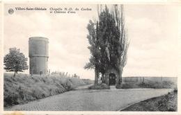 Villers Saint Ghislain - Chapelle N.-D. De Cordon Et Château D'eau - Mons