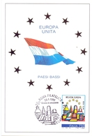 EUROPA UNITA PAESI BASSI FDC   1993 MAXIMUM POST CARD (GENN200134) - Comunità Europea