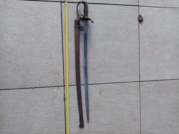 Sabre Type 1855, Probable Armée D'Afrique - Knives/Swords