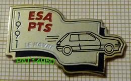 PEUGEOT 205 ESA PTS LE HAVRE 1991 - Peugeot