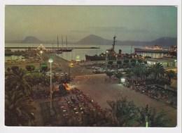 GREECE - AK 370212 Patras - The Port By Night - Grèce