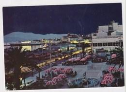 GREECE - AK 370213 Patras - The Port By Night - Grèce