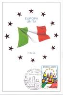 EUROPA UNITA ITALIA FDC   1993 MAXIMUM POST CARD (GENN200141) - Comunità Europea