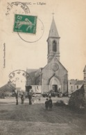 CPA-56-PLEUCADEUC-L'église-Animée - Otros Municipios