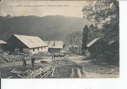 ST REMY   Usine  HORTEUR   Fabrique De Pates De Bois  1919 - Frankreich
