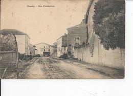 NOMENY    Rue Chambieres 1907 Epicerie Lorraine - Nomeny