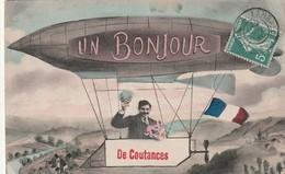 50 Coutances. Un Bonjour - Coutances