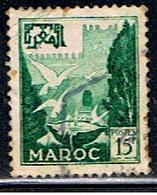 MAROC PROTECTORAT 337 // YVERT 331 // 1954 - Usados