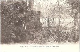 Dépt 91 - VAUGRIGNEUSE - La Fontaine-aux-Cossons - La Grotte - Autres Communes