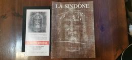 Libretto E Volantini La Santa Sindone 1978 - Dépliants Turistici