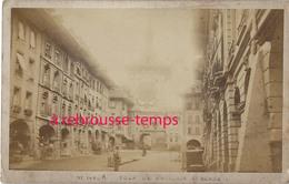 CDV  SUISSE- Berne-Tour De L'horloge-photo Garcin à Genève - Lieux