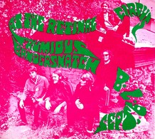 FRUMIOUS BANDERSNATCH - Retinal Circus Postcard 1968 Sep 6-7-8 - Musique Et Musiciens