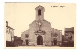 GAGNY - L'Eglise - Gagny