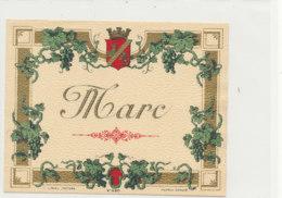 AN 749  / ETIQUETTE  MARC  N°490 - Labels